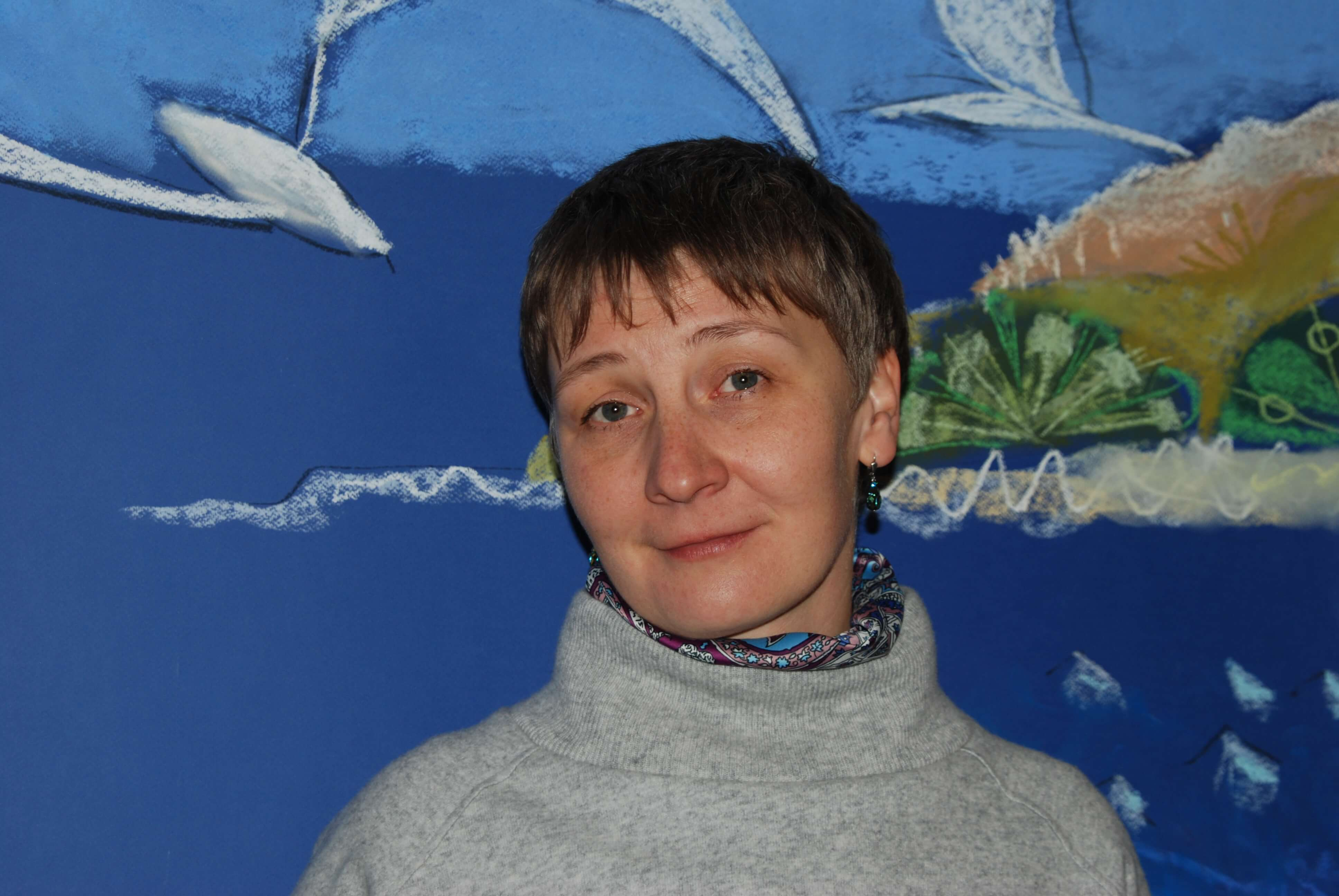 Dr. Anastasia Novikova