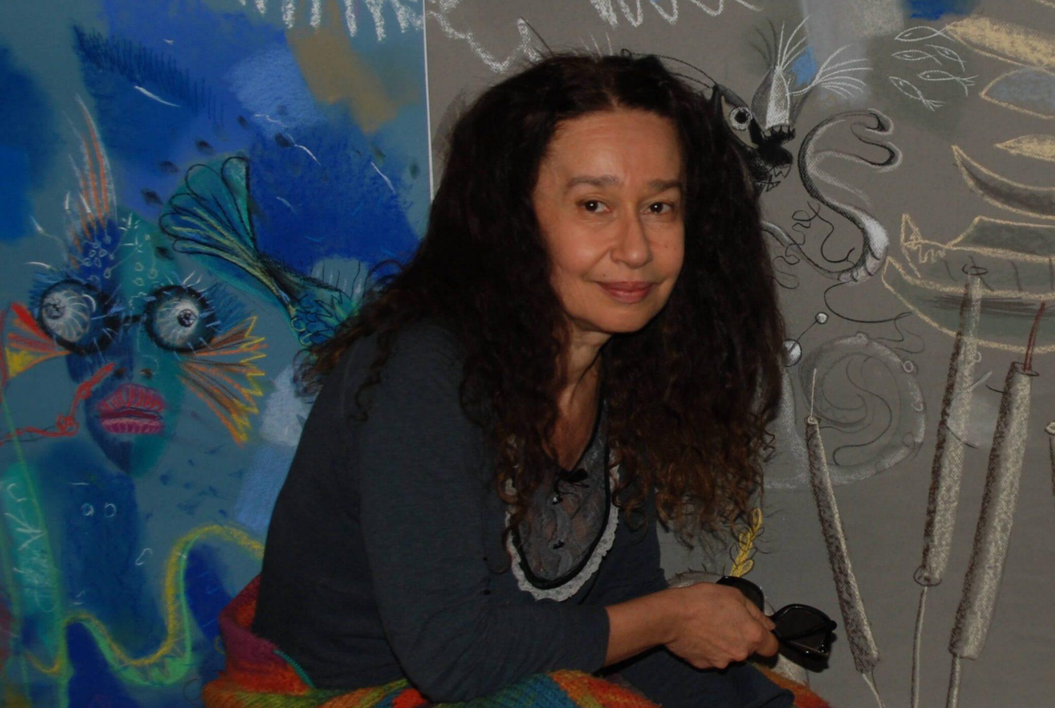 Eslitza Popova artist