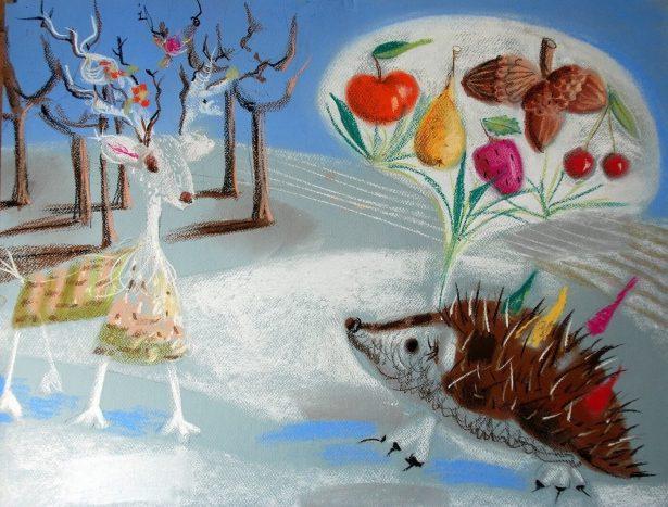 Нова пролетна приказка с театър Камишибай