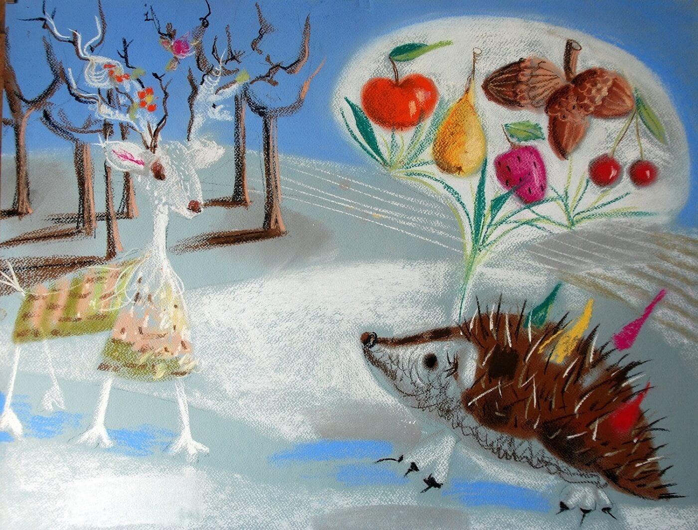 Spring Fairytale Kamishibai